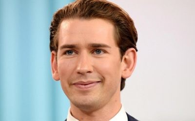 Austria's new chancellor Sebastian Kurz has vowed to combat anti-semitism