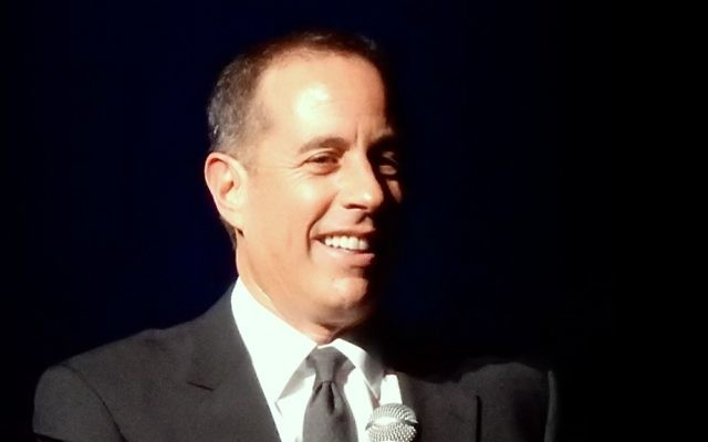 Jerry Seinfeld was spotted at Tel Aviv's 'best' falafel shop