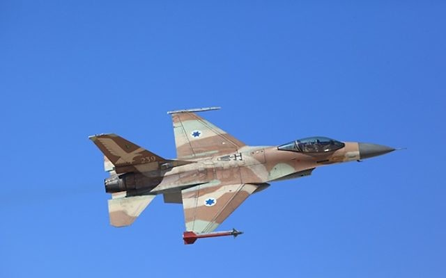 The IDF hit 3 Hamas targets