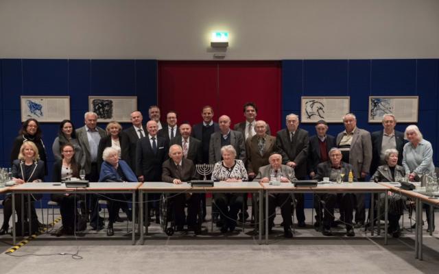International Holocaust Survivor Night in Germany