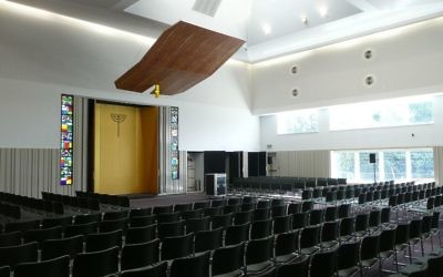 New North London Synagogue, Finchley,