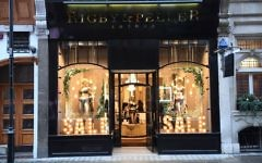 Rigby & Peller store in Knightsbridge,   Credit : Stefan Rousseau/PA Wire