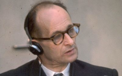 Adolf Eichmann is the only man to have been executed in Israel