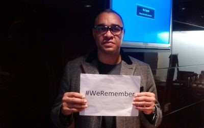 Paul Elliott, from the FA, backs the #WeRemember campaign
