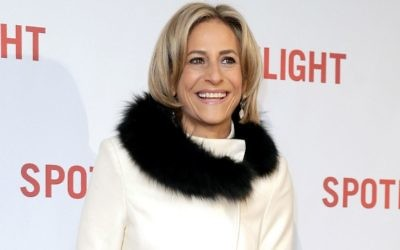 Newsnight presenter Emily Maitlis   Photo credit: Daniel Leal-Olivas/PA Wire
