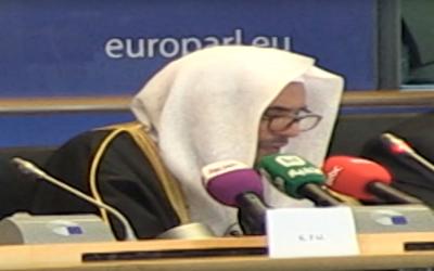 Mohammad bin Abdul Karim Al-Issa  Screenshot from YouTube