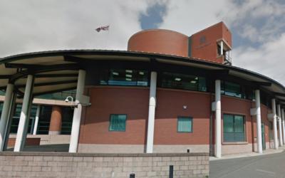 Preston Crown Court  Source: Google Maps
