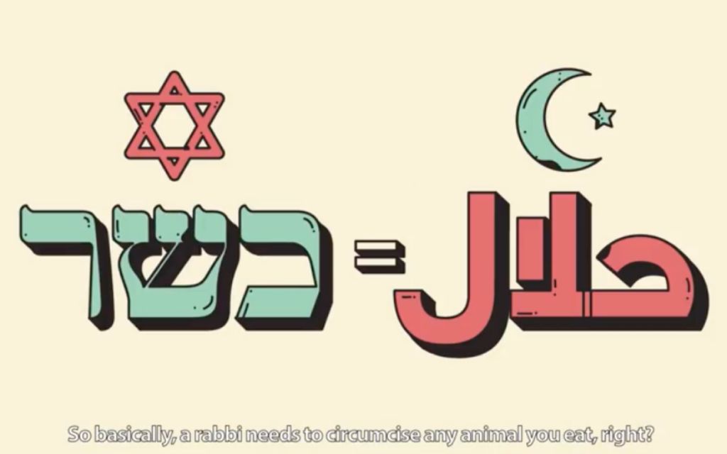 Meet the rabbinical student explaining Judaism to Muslims in
