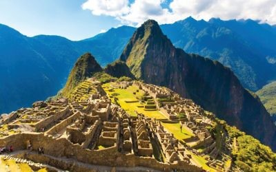 Enjoy a trek to Machu Picchu