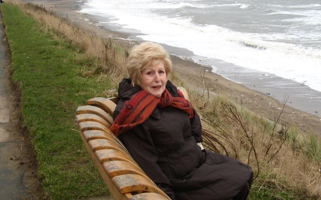 Beryl Davis, Whitby, Yorkshire, 2009