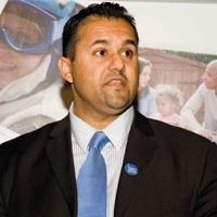 Fiyaz Mughal, the founder and director of Faith Matters and Tell MAMA