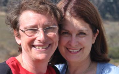 Maureen kendler with Shoshana Boyd Gelfand