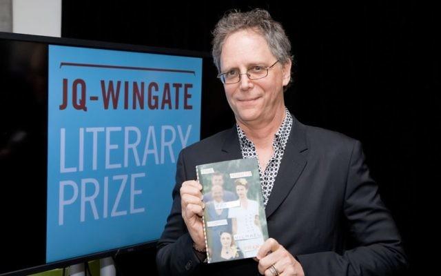 Michael Frank wins the 2018 JQ Wingate   Grainge Photography