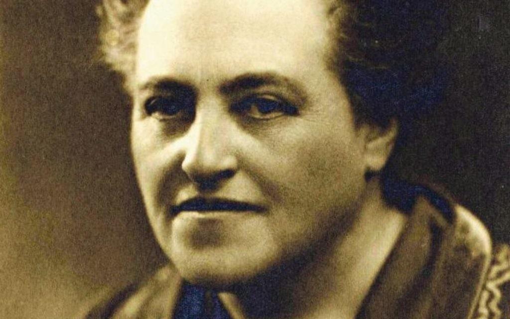 Lilian Montagu