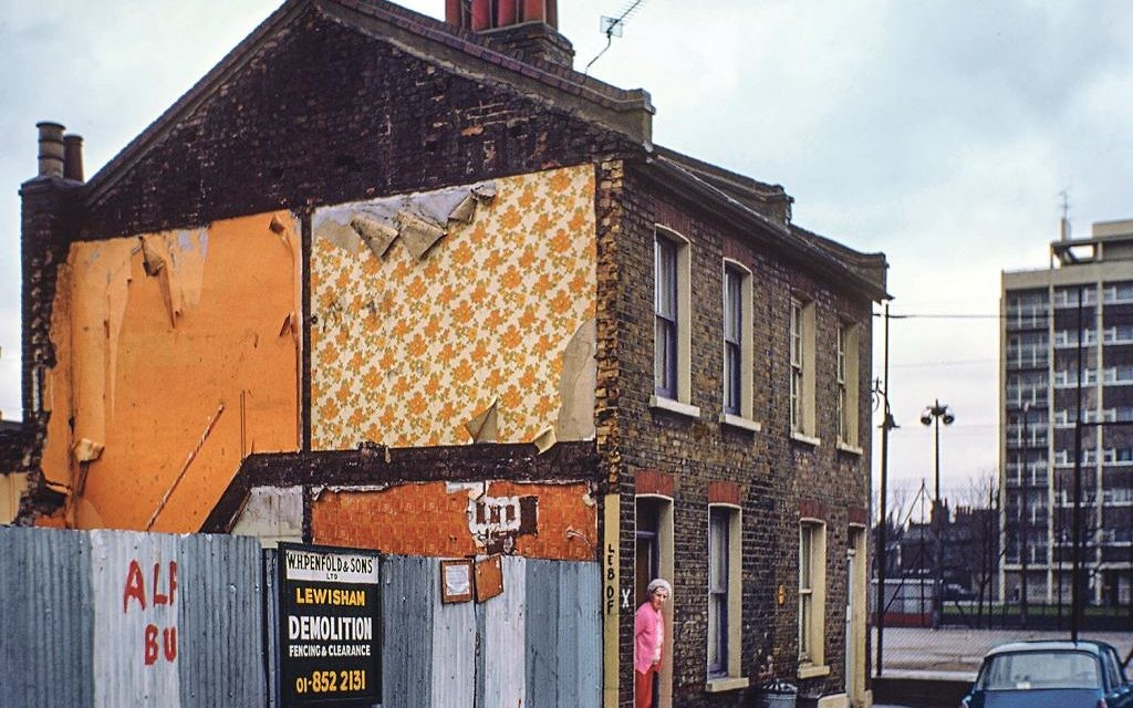 Bellhaven Street, 1977