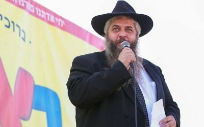 Chief rabbi of Ukraine, Moshe Azman