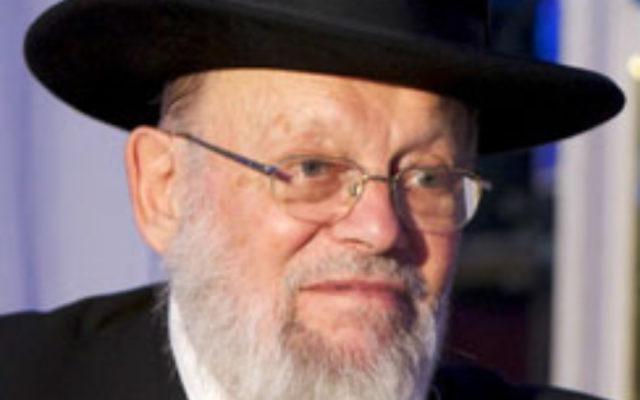 Dayan Chanoch Ehrentreu