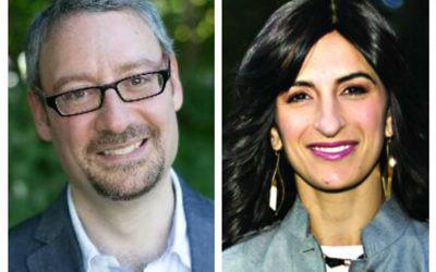 Rabbi Dr Naftali Brawer and Dina Brawer