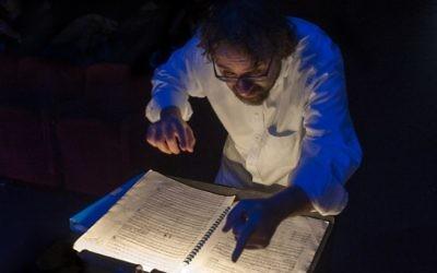 Italian composer Professor Francesco Lotoro