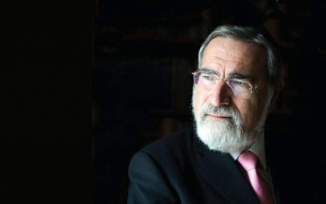 Rabbi Lord Sacks