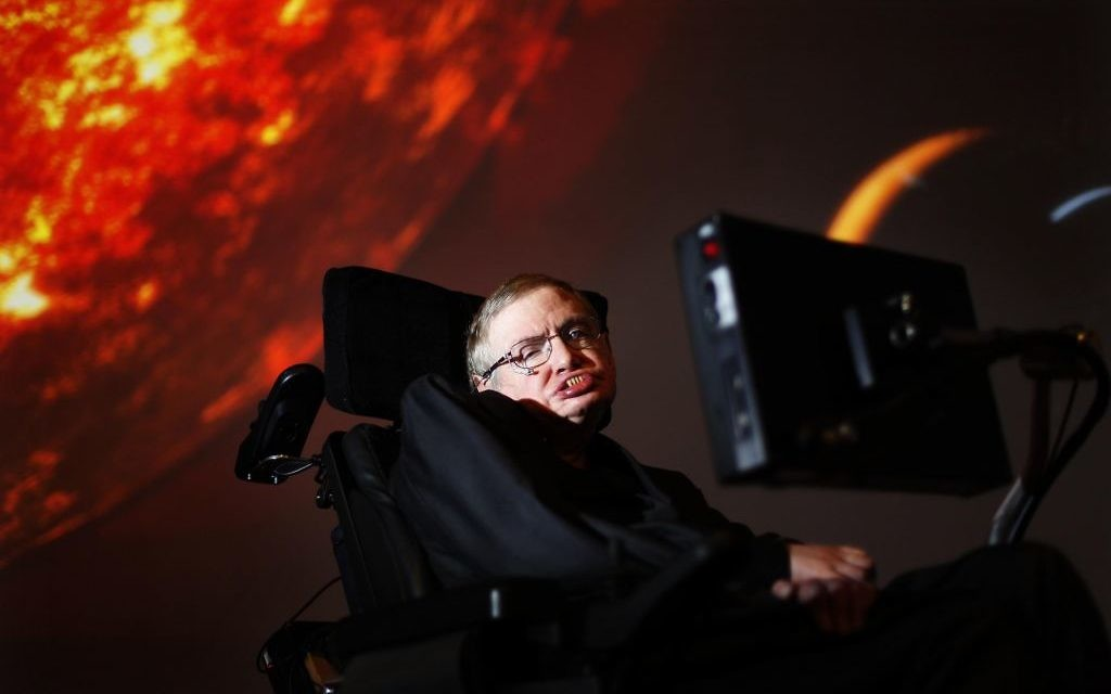 Professor Stephen Hawking died aged 76   Photo credit: David Parry/PA Wire