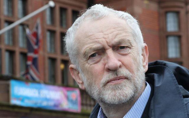 Jeremy Corbyn   Photo credit: Owen Humphreys/PA Wire