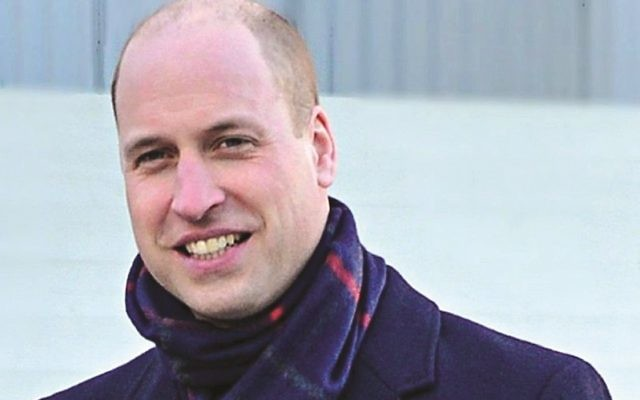 Prince William will make his inaugural visit to the Jewish state this summer