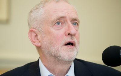Jeremy Corbyn   Photo credit: Marc Morris