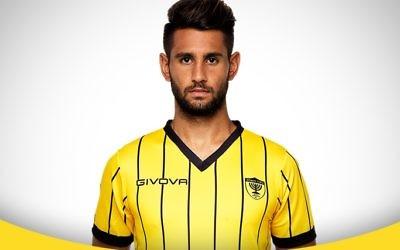 Antony Varenne. Picture: Beitar Jerusalem FC