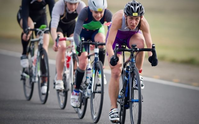 Karina Kaufmann has qualified for the World Duathlon Championships. Picture: JHM Sport