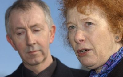 Hugh Duggan and Erica Duggan petitioned the Foreign Office to put pressure on the German authorities to reopen the investigation into their son Jeremiah's death in March 2003.