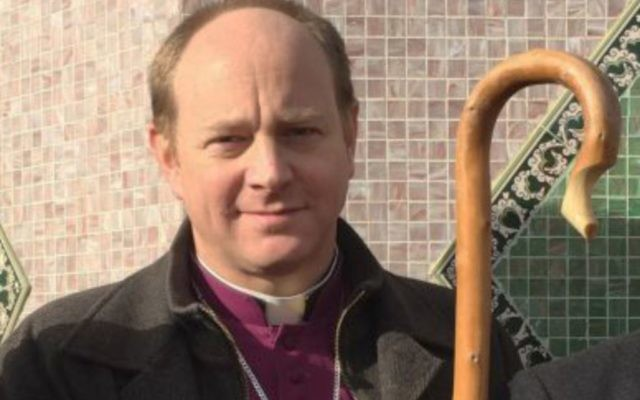 Rt Revd Rob Wickham