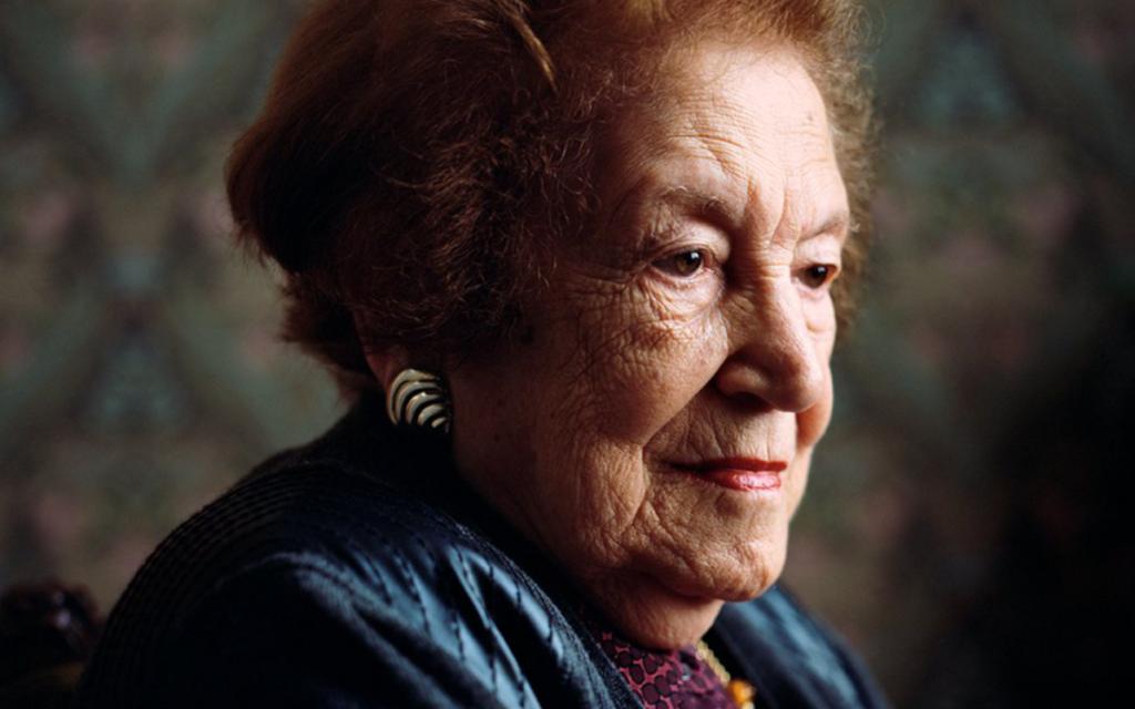 Sabina Miller  Credit: Holocaust Memorial Day Trust