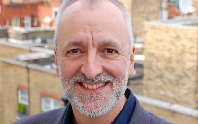 Tim Robertson is the new head of  The Anne Frank Trust UK