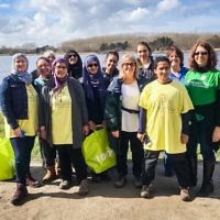 Three faith Dunkirk project helping refugee women