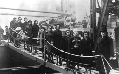 Kindertransport refugees