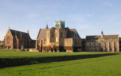 Clifton College Upper School