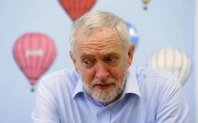 Labour leader Jeremy Corbyn   Photo credit: Gareth Fuller/PA Wire
