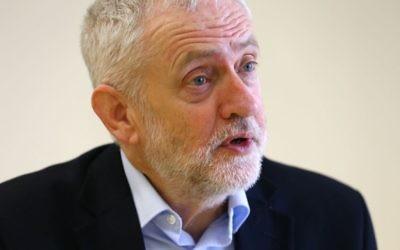 Labour leader Jeremy Corbyn  Credit: Gareth Fuller/PA Wire