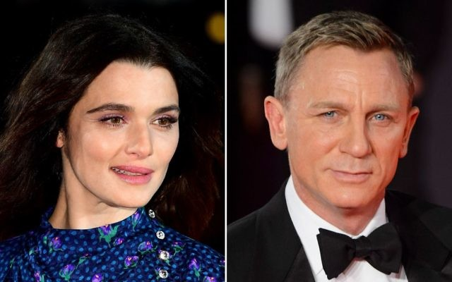 Daniel Craig and his wife Rachel Weisz   Photo credit: PA/PA Wire