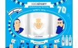 Get your independence bottles, featuring Golda Meir, Theodor Herzl and David Ben Gurion