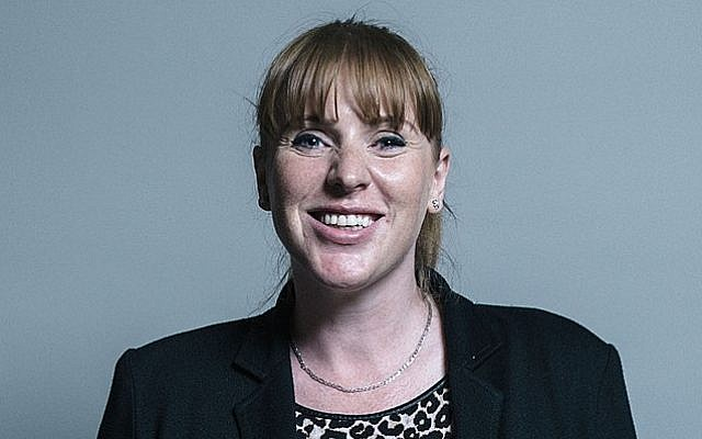 Angela Rayner has come under fire for quoting from controversial book