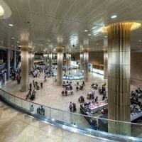 Ben Gurion Terminal 3 Arrivals Hall