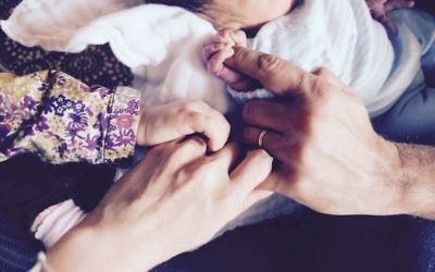 Katherine Jenkins posts a picture on Twitter of her new son Xander