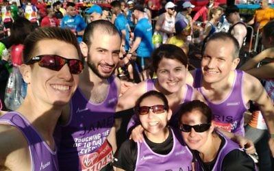 Jewish Care team selfie
