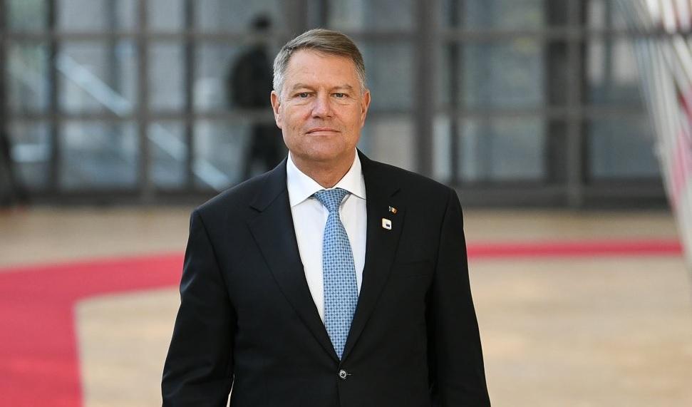 Iohannis visits Moldova, discusses regional security ...  |Klaus Iohannis