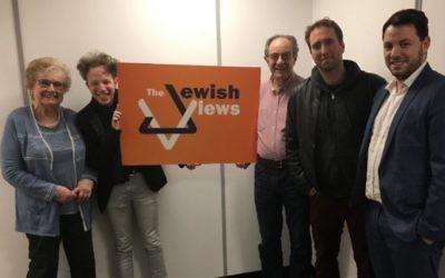 This week's Jewish Views cast