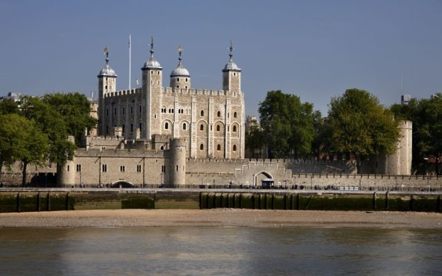 Tower of London . Picture credit:  Historic Royal Palaces