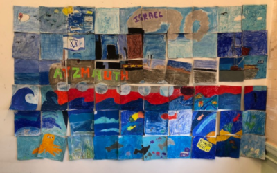 Wolfson Hillel Primary School Y5 - Azmauth Ship