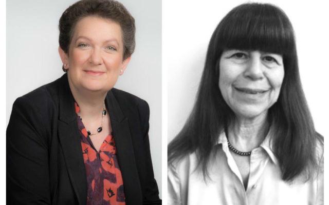 Tamara Finkelstein and Glynnis Joffe